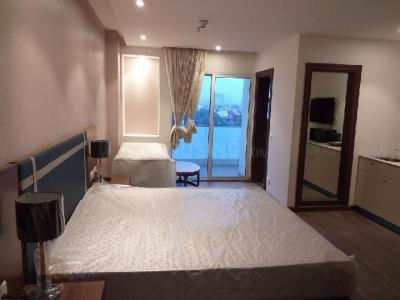 Gallery Cover Image of 671 Sq.ft 1 BHK Apartment for rent in Sector 49 for 25000