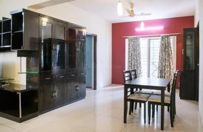 Dining Room Image of Banyan Tree Apartments in Kadubeesanahalli