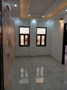 Gallery Cover Image of 480 Sq.ft 1 BHK Independent Floor for rent in Burari for 7000