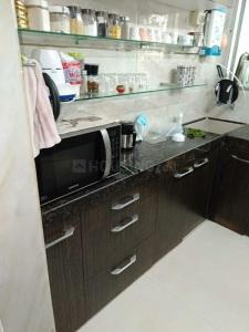 Kitchen Image of Twins Shareing in Juhu