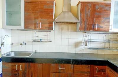 Kitchen Image of Sai Sagar Hights Flat - 405 Block-a in Begumpet