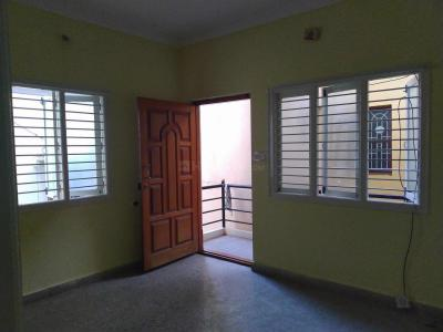 Gallery Cover Image of 500 Sq.ft 1 BHK Independent House for rent in Panduranga Nagar for 8500