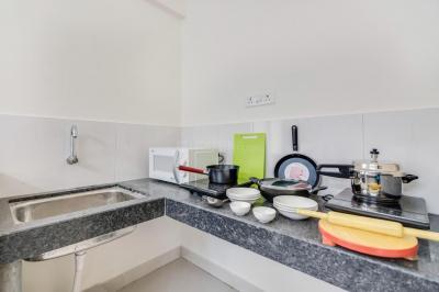 Kitchen Image of Cohousy in Kharadi