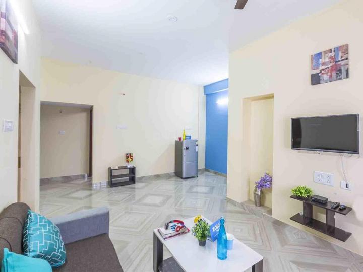 Living Room Image of Zolo Skyline in Sholinganallur