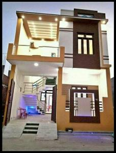 Gallery Cover Image of 1100 Sq.ft 3 BHK Villa for buy in Mevalurkuppam for 4240869
