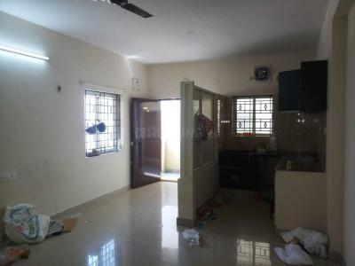 Gallery Cover Image of 1200 Sq.ft 1 BHK Apartment for rent in Mahadevapura for 15000