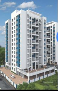 Gallery Cover Image of 825 Sq.ft 2 BHK Apartment for buy in Paramount Eros, Kondhwa Budruk for 6300000