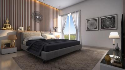 Gallery Cover Image of 1584 Sq.ft 2 BHK Apartment for buy in Thergaon for 9660460