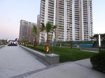 Gallery Cover Image of 1791 Sq.ft 3 BHK Apartment for rent in Sector 107 for 26000
