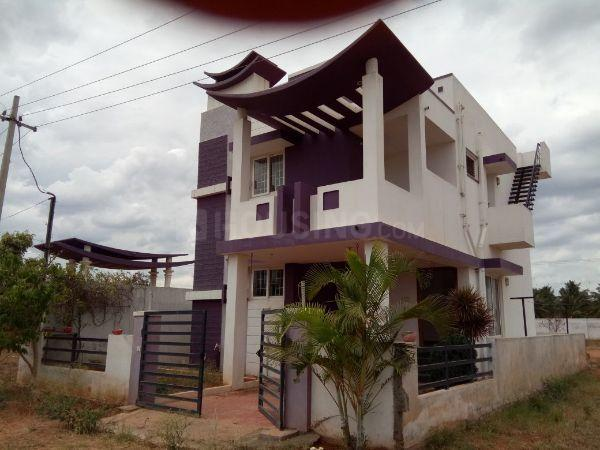 Building Image of 1600 Sq.ft 3 BHK Independent House for buy in Pattanam for 3800000
