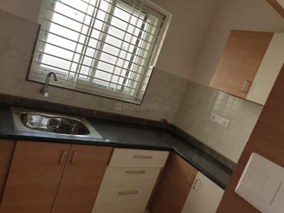 Gallery Cover Image of 550 Sq.ft 1 BHK Independent Floor for rent in Mahadevapura for 16000