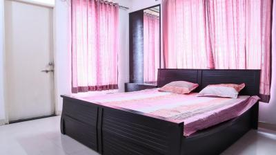 Bedroom Image of 604 A Spring Bloom Apartment in Ghorpadi