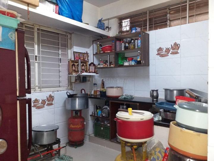 बीटीएम लेआउट में श्री साई बालाजी पीजी में किचन की तस्वीर