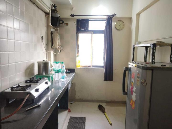 Kitchen Image of Tanishq Property PG in Kasarvadavali, Thane West