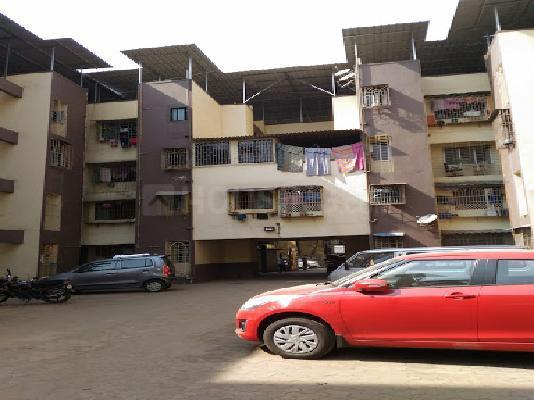 Building Image of 650 Sq.ft 1 BHK Apartment for rent in Kharghar for 12000