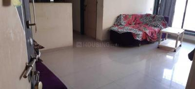Gallery Cover Image of 600 Sq.ft 1 BHK Apartment for rent in Kasarvadavali, Thane West for 16500