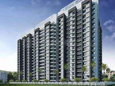 Gallery Cover Image of 990 Sq.ft 2 BHK Apartment for buy in Arihant Anaika Phase II, Taloja for 4000000