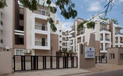 Gallery Cover Image of 670 Sq.ft 1 BHK Apartment for buy in Perungudi for 5629326