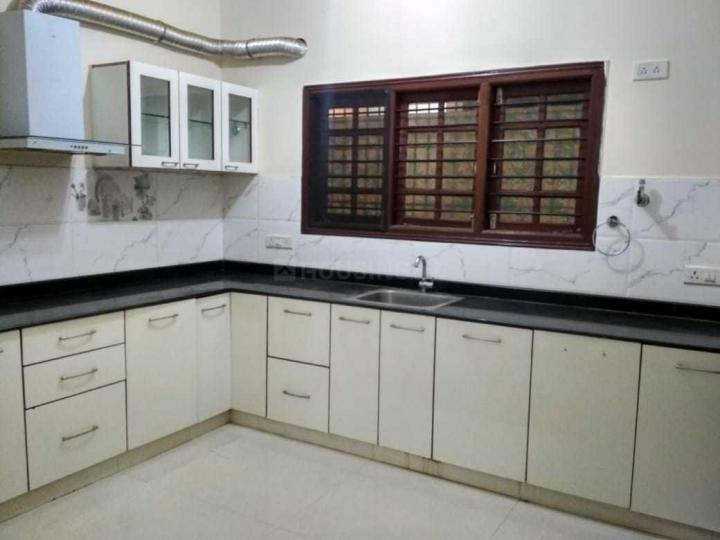 Kitchen Image of 1565 Sq.ft 3 BHK Apartment for rent in Kasturi Nagar for 33000