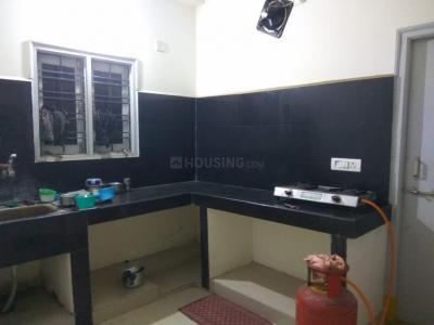 Kitchen Image of Mona PG in Peerzadiguda