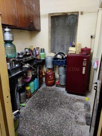 Kitchen Image of 350 Sq.ft 1 BHK Apartment for rent in Bhayandar East for 8000
