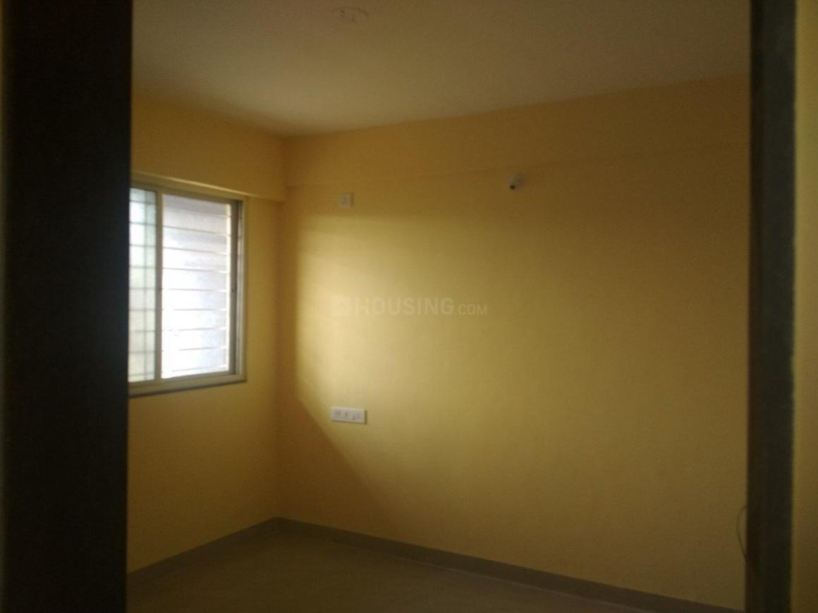 Bedroom Image of 560 Sq.ft 1 RK Apartment for rent in Wagholi for 5500