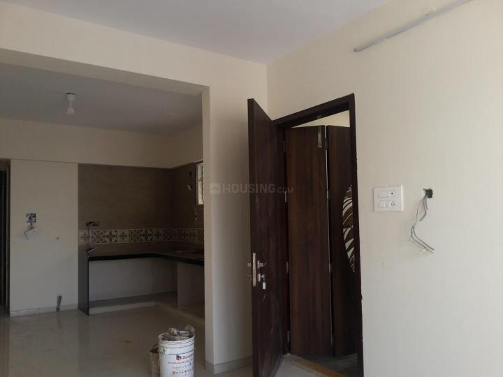 Living Room Image of 600 Sq.ft 1 BHK Apartment for rent in Vile Parle East for 50000