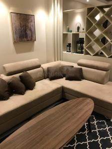 Gallery Cover Image of 1500 Sq.ft 2 BHK Apartment for rent in ATS One Hamlet, Sector 104 for 30000