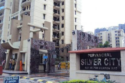 Gallery Cover Image of 1113 Sq.ft 2 BHK Apartment for rent in Purvanchal Silver City, Sector 93 for 22000