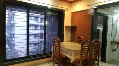 Gallery Cover Image of 545 Sq.ft 1 BHK Apartment for rent in Palms Apartment 2, Goregaon East for 23000
