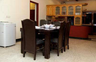 Dining Room Image of Kilam House in DLF Phase 1