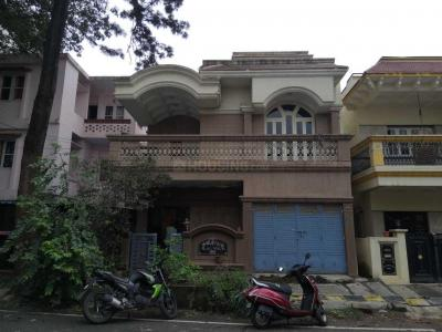Gallery Cover Image of 2800 Sq.ft 4 BHK Independent House for rent in Kumaraswamy Layout for 22000