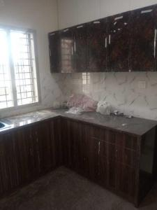 Gallery Cover Image of 800 Sq.ft 2 BHK Independent Floor for rent in Kaval Byrasandra for 18000