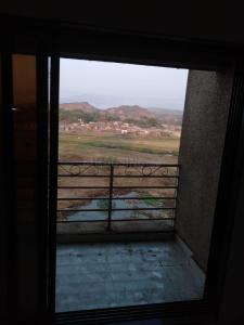 Balcony Image of 650 Sq.ft 1 BHK Apartment for buy in Shantee Sunshine Sapphire, Vasai East for 2895000
