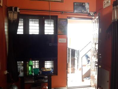 Gallery Cover Image of 550 Sq.ft 2 BHK Independent Floor for rent in Jeevanbheemanagar for 13000