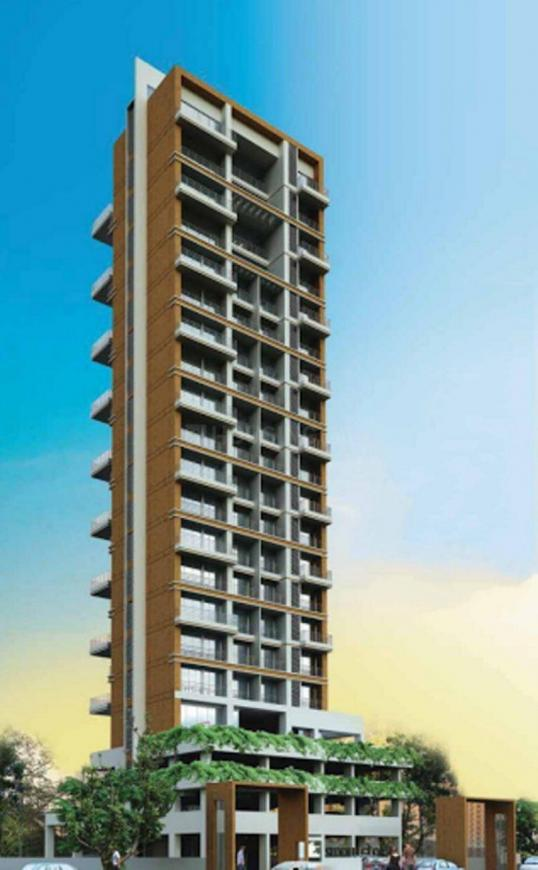 Building Image of 1190 Sq.ft 2 BHK Apartment for buy in Kharghar for 10400000