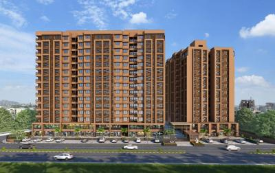 Gallery Cover Image of 2009 Sq.ft 3 BHK Apartment for buy in Kavisha Corporation Pebble Bay, Chandkheda for 7410000
