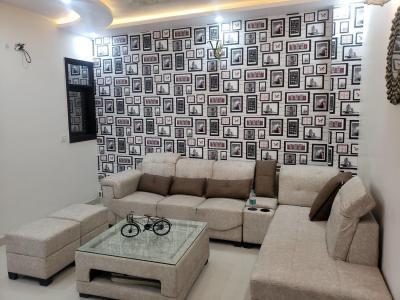 Gallery Cover Image of 830 Sq.ft 3 BHK Independent Floor for buy in Uttam Nagar for 4800000