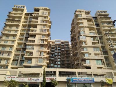 Gallery Cover Image of 1180 Sq.ft 2 BHK Apartment for rent in Ulwe for 12000