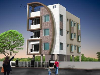 Gallery Cover Image of 950 Sq.ft 2 BHK Independent Floor for buy in Garia for 3700000