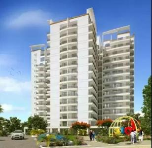 Gallery Cover Image of 1870 Sq.ft 3 BHK Apartment for buy in Pareena Infrastructures The Elite Residences, Sector 99A for 11000000