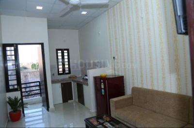 Gallery Cover Image of 570 Sq.ft 2 BHK Apartment for buy in Dharti Angan, Jhalamand for 1451000