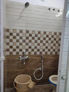 Bathroom Image of Nalini PG For Girls At Devaiah Park in Rajajinagar