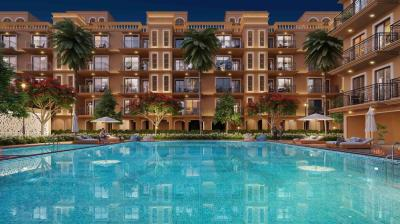 Gallery Cover Image of 1081 Sq.ft 3 BHK Independent Floor for buy in Signature Global Park 4 And 5, Sector 36 Sohna for 5600000