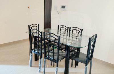 Kitchen Image of Royal Entrada Society Flat No-e 502 in Wakad