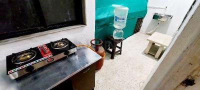 Kitchen Image of Prasad PG in Viman Nagar