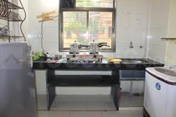 Kitchen Image of Russel's Nest in Kharghar