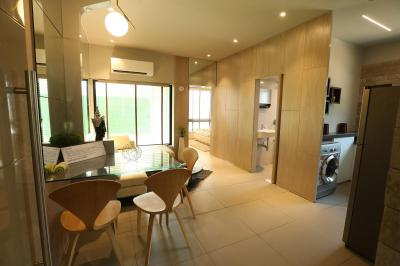 Gallery Cover Image of 461 Sq.ft 1 BHK Apartment for buy in Chandak Nischay, Dahisar East for 6600000