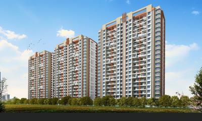 Gallery Cover Image of 1428 Sq.ft 3 BHK Apartment for buy in Pride Purple Park Astra, Hinjewadi for 8500000