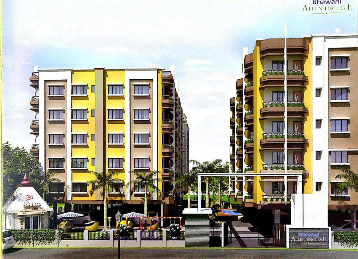 Building Image of 1280 Sq.ft 3 BHK Apartment for buy in Keshtopur for 4352000